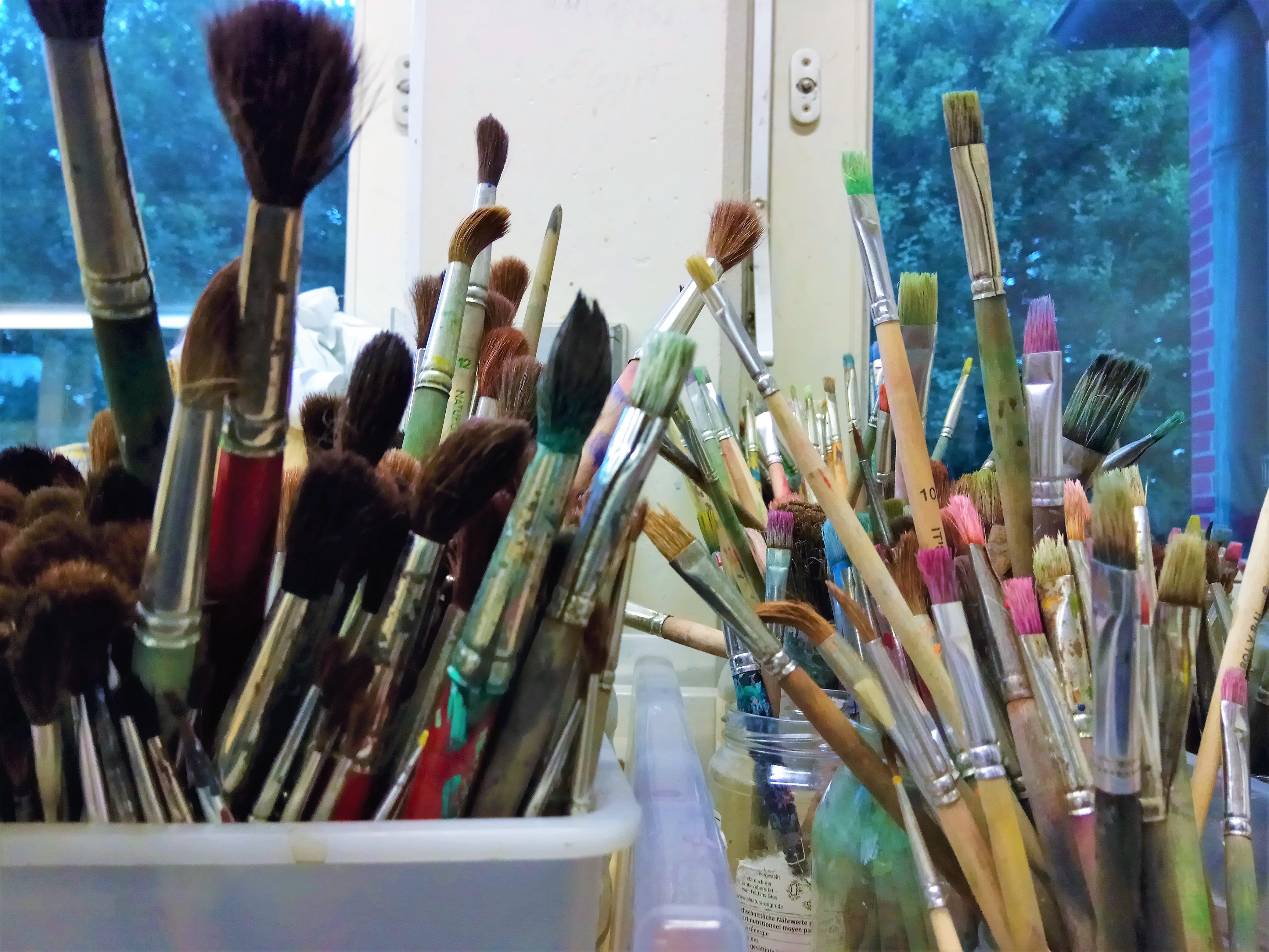 Workshop Art Brushes